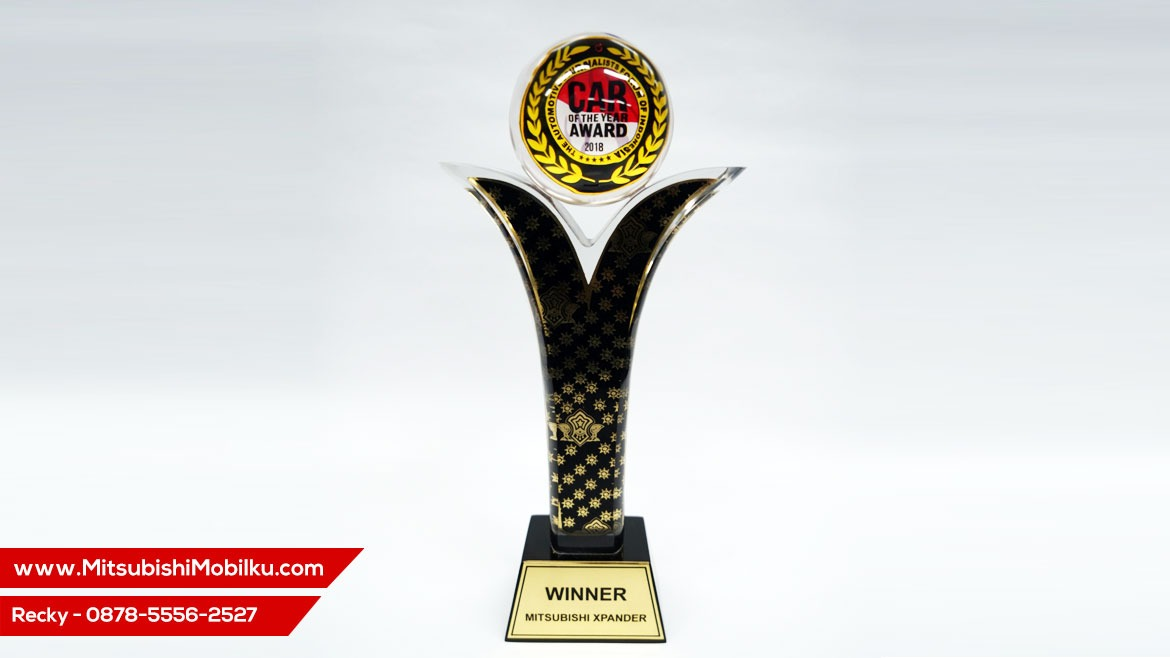 Mitsubishi Xpander Car Of The Year Award MitsubishiMobilku