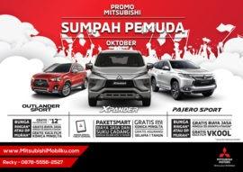 Promo Kredit Cicilan Ringan Mobil Mitsubishi Surabaya Oktober 2018 MitsubishiMobilku com