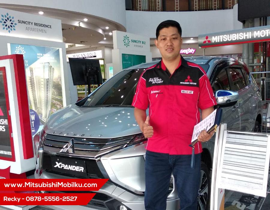 Sales Mitsubishi Surabaya Mitsubishimobilku.com Recky 0878-5556-2527