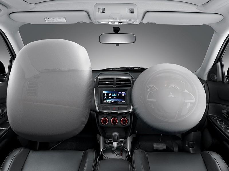 Spesifikasi Airbags Mitsubishi Outlander Sport Surabaya Mitsubishimobilku
