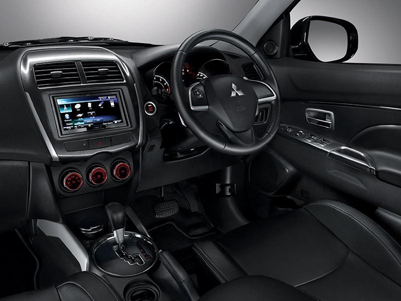 Spesifikasi Interior Mitsubishi Outlander Sport Surabaya Mitsubishimobilku