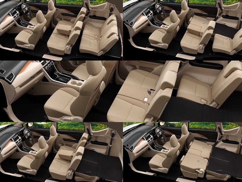 Spesifikasi Interior Mobil Mitsubishi Xpander Terbaru Mitsubishimobilku