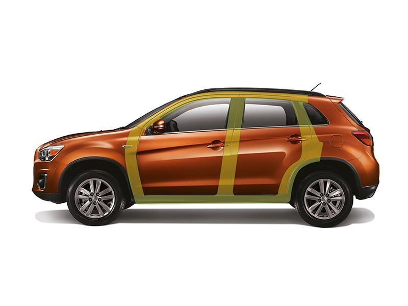 Spesifikasi Keamanan Mobil Mitsubishi Outlander Sport Surabaya Mitsubishimobilku