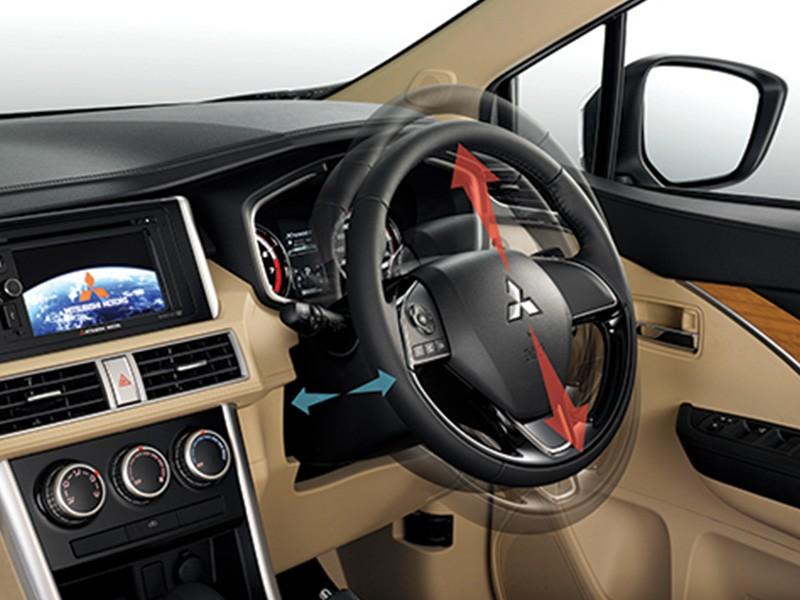 Spesifikasi Mobil Mitsubishi Xpander Surabaya Steering Mitsubishimobilku