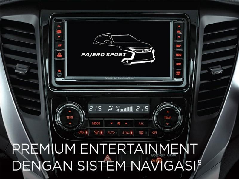 Spesifikasi Mobil Pajero Sport Dakar Mitsubishi Surabaya Mitsubishimobilku