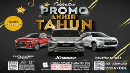 Promo Mobil Mitsubishi November 2018