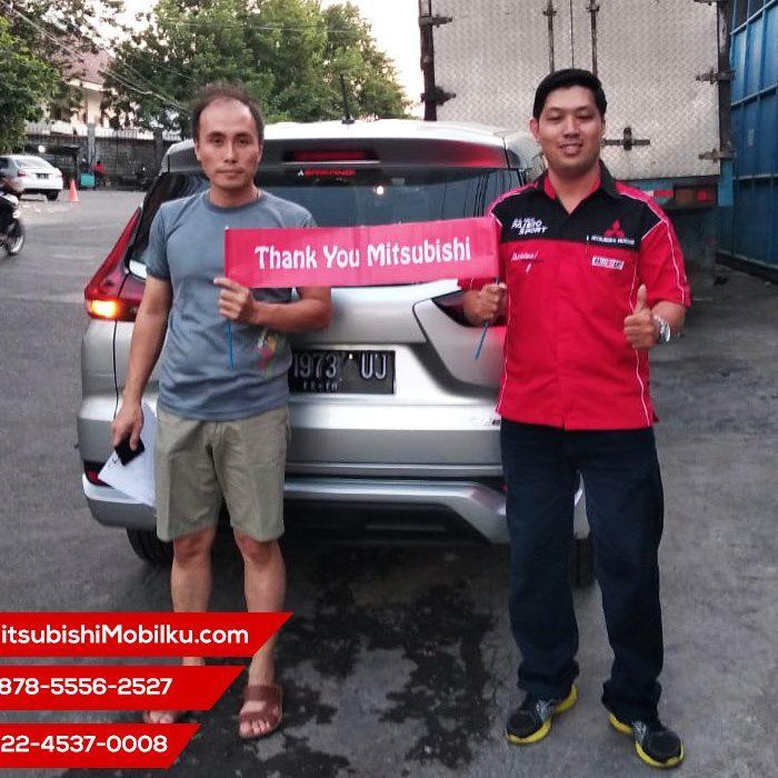 Serah Terima Mobil Mitsubishi Xpander Deddy Hermanto Surabaya
