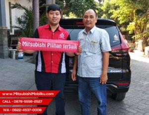 Serah Terima Mobil Mitsubishi Xpander Sugeng Hariyadi Surabaya