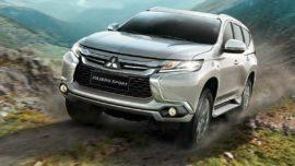 Spesifikasi Mobil Mitsubishi Pajero Sport Dakar Surabaya
